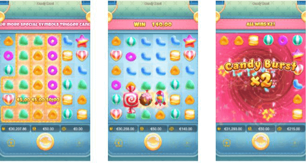 FEATURE Candy Burst