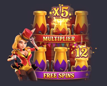 Circus-delight Free-spins