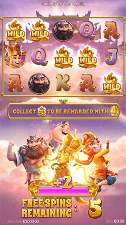 Journey totheWealth FreeSpins1